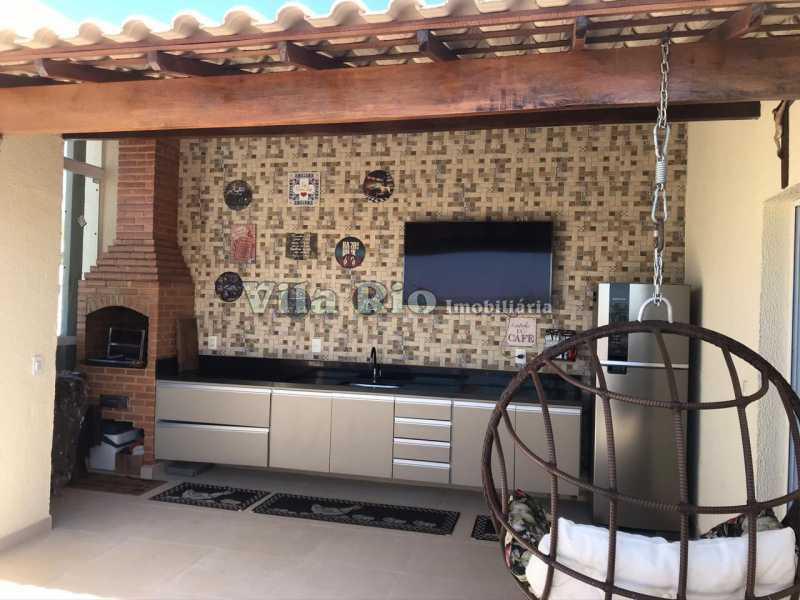 CHURRASQUEIRA 1 - Cobertura 4 quartos à venda Vila da Penha, Rio de Janeiro - R$ 790.000 - VCO40007 - 21