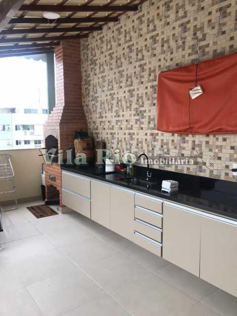 CHURRASQUEIRA 2 - Cobertura 4 quartos à venda Vila da Penha, Rio de Janeiro - R$ 790.000 - VCO40007 - 22