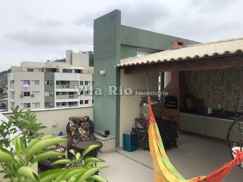 COBERTURA 3 - Cobertura 4 quartos à venda Vila da Penha, Rio de Janeiro - R$ 790.000 - VCO40007 - 24