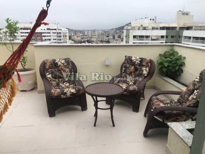 COBERTURA 4 - Cobertura 4 quartos à venda Vila da Penha, Rio de Janeiro - R$ 790.000 - VCO40007 - 25
