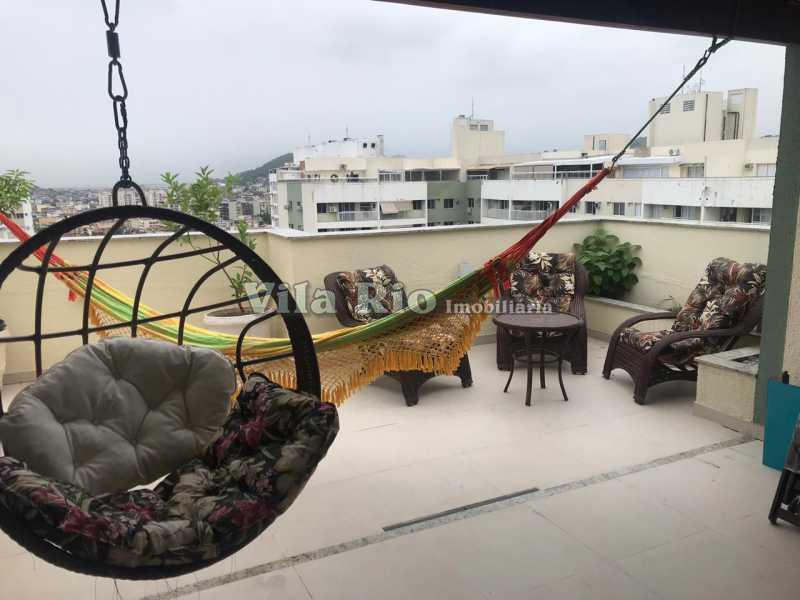 COBERTURA 6 - Cobertura 4 quartos à venda Vila da Penha, Rio de Janeiro - R$ 790.000 - VCO40007 - 27