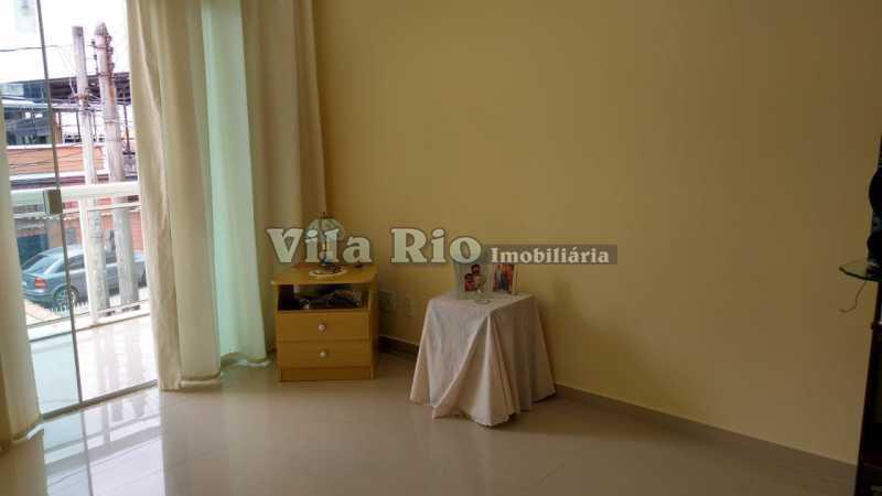 QUARTO2 - Casa 2 quartos à venda Vista Alegre, Rio de Janeiro - R$ 780.000 - VCA20061 - 13