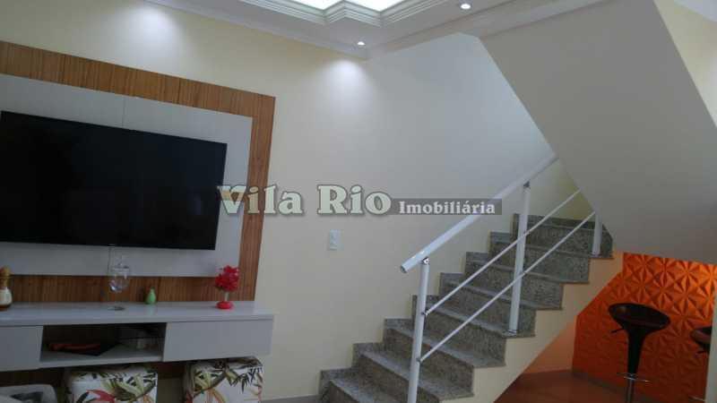 SALA1 1. - Casa 2 quartos à venda Vista Alegre, Rio de Janeiro - R$ 780.000 - VCA20061 - 4