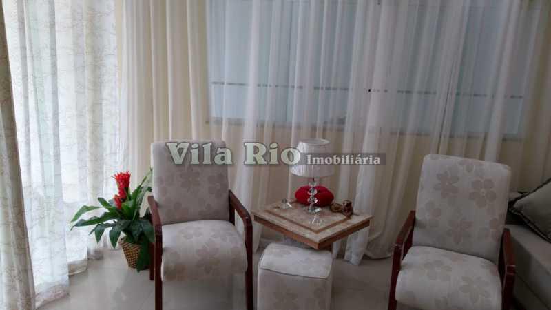 SALA1 3. - Casa 2 quartos à venda Vista Alegre, Rio de Janeiro - R$ 780.000 - VCA20061 - 6