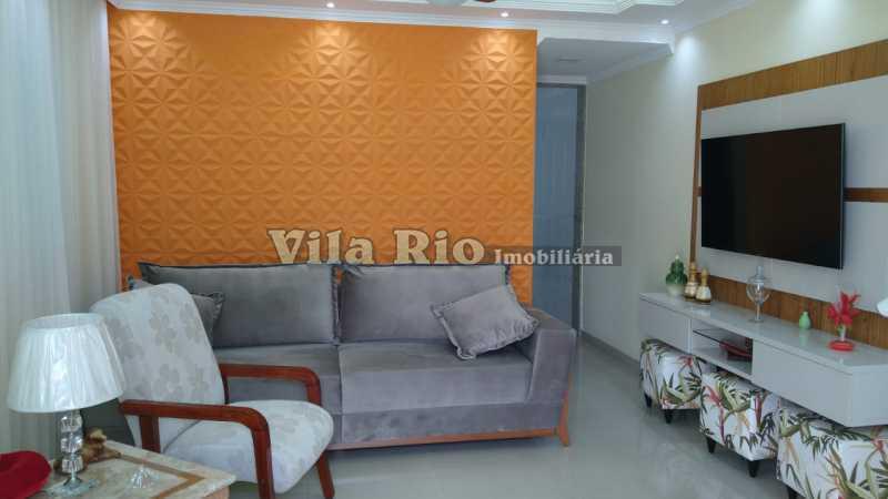 SALA1 4. - Casa 2 quartos à venda Vista Alegre, Rio de Janeiro - R$ 780.000 - VCA20061 - 7