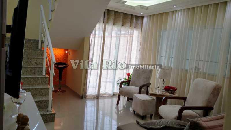 SALA1.. - Casa 2 quartos à venda Vista Alegre, Rio de Janeiro - R$ 780.000 - VCA20061 - 8