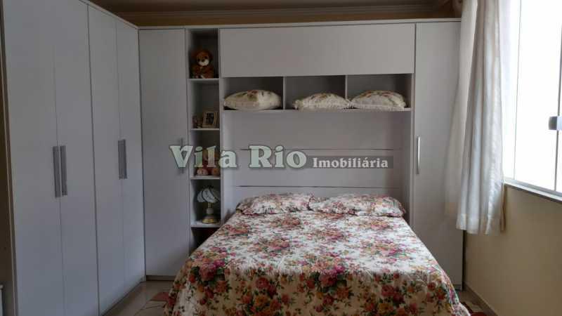 QUARTO 1. - Casa 2 quartos à venda Vista Alegre, Rio de Janeiro - R$ 780.000 - VCA20061 - 9