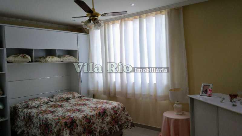 QUARTO 4. - Casa 2 quartos à venda Vista Alegre, Rio de Janeiro - R$ 780.000 - VCA20061 - 10