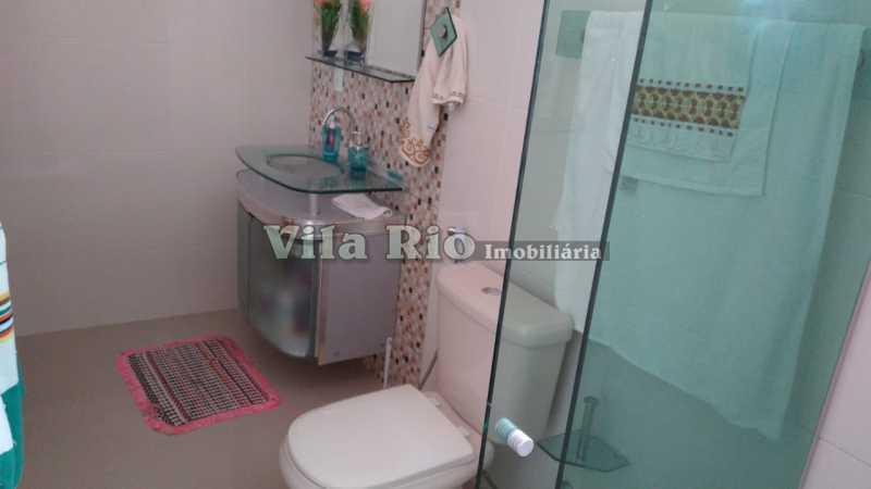 BANHEIRO 2. - Casa 2 quartos à venda Vista Alegre, Rio de Janeiro - R$ 780.000 - VCA20061 - 15