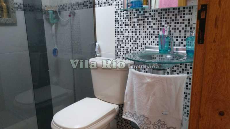 BANHEIRO1. - Casa 2 quartos à venda Vista Alegre, Rio de Janeiro - R$ 780.000 - VCA20061 - 19