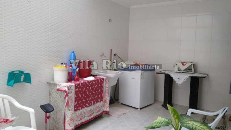 ÁREA 1. - Casa 2 quartos à venda Vista Alegre, Rio de Janeiro - R$ 780.000 - VCA20061 - 25