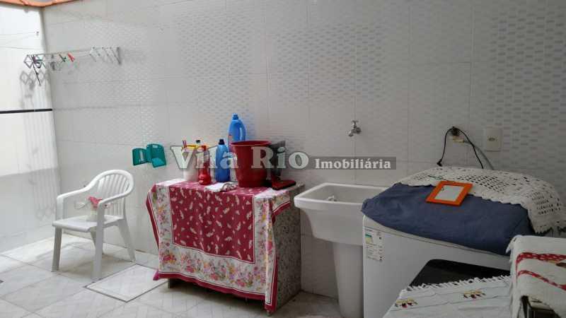 ÁREA 2. - Casa 2 quartos à venda Vista Alegre, Rio de Janeiro - R$ 780.000 - VCA20061 - 24