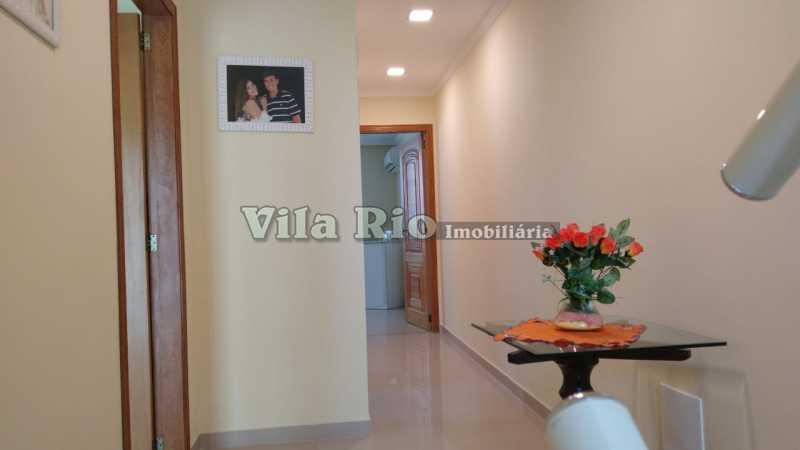 CIRCULAÇÃO. - Casa 2 quartos à venda Vista Alegre, Rio de Janeiro - R$ 780.000 - VCA20061 - 20