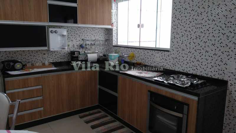 COZINHA 3. - Casa 2 quartos à venda Vista Alegre, Rio de Janeiro - R$ 780.000 - VCA20061 - 22