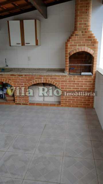 CHURRASQUEIRA. - Casa 2 quartos à venda Vista Alegre, Rio de Janeiro - R$ 780.000 - VCA20061 - 26