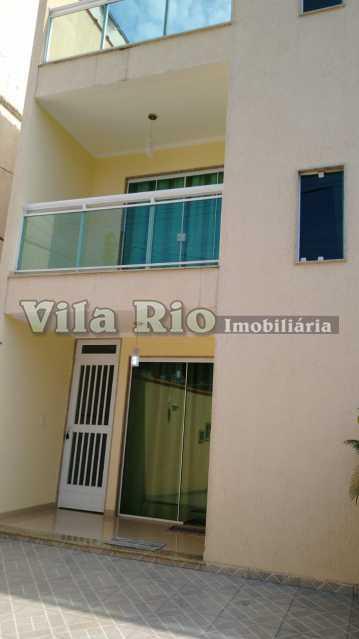 FRENTE. - Casa 2 quartos à venda Vista Alegre, Rio de Janeiro - R$ 780.000 - VCA20061 - 27