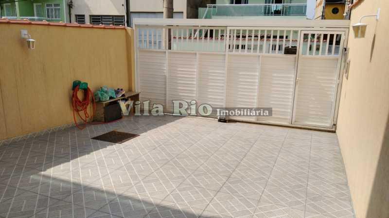 GARAGEM. - Casa 2 quartos à venda Vista Alegre, Rio de Janeiro - R$ 780.000 - VCA20061 - 28