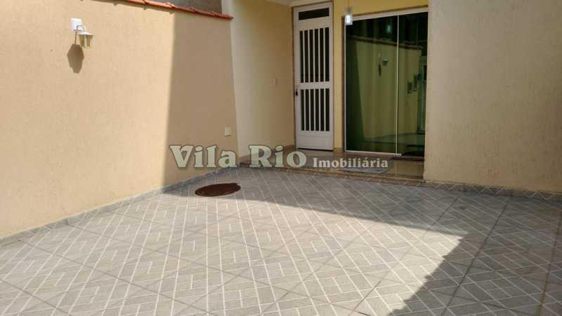 QUINTAL. - Casa 2 quartos à venda Vista Alegre, Rio de Janeiro - R$ 780.000 - VCA20061 - 29