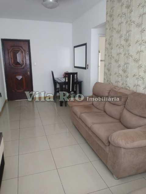 SALA 1 - Apartamento 2 quartos à venda Colégio, Rio de Janeiro - R$ 190.000 - VAP20646 - 1