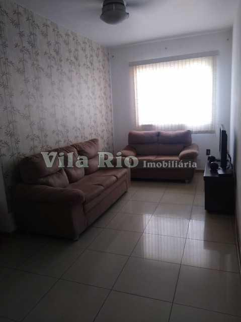 SALA 2 - Apartamento 2 quartos à venda Colégio, Rio de Janeiro - R$ 190.000 - VAP20646 - 3