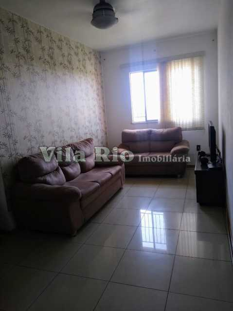SALA 3 - Apartamento 2 quartos à venda Colégio, Rio de Janeiro - R$ 190.000 - VAP20646 - 4
