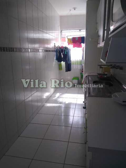 COZINHA 2 - Apartamento 2 quartos à venda Colégio, Rio de Janeiro - R$ 190.000 - VAP20646 - 21