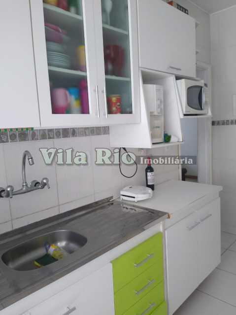 COZINHA 3 - Apartamento 2 quartos à venda Colégio, Rio de Janeiro - R$ 190.000 - VAP20646 - 22