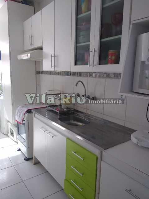 COZINHA 4 - Apartamento 2 quartos à venda Colégio, Rio de Janeiro - R$ 190.000 - VAP20646 - 23