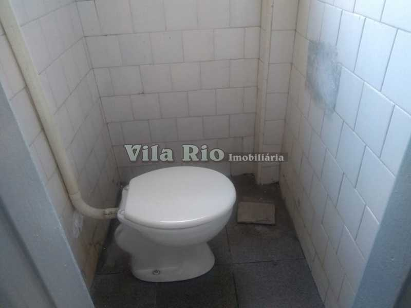 BANHEIRO - Loja 42m² para alugar Irajá, Rio de Janeiro - R$ 1.500 - VLJ00015 - 8