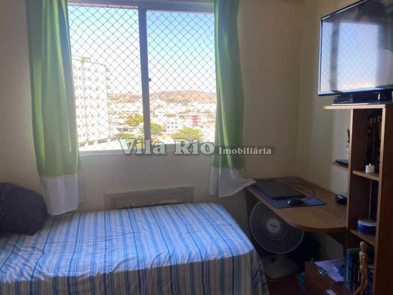 QUARTO 1 - Apartamento 2 quartos à venda Vila da Penha, Rio de Janeiro - R$ 290.000 - VAP20647 - 5