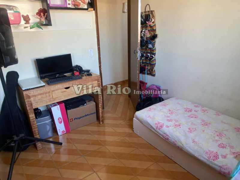 QUARTO 5 - Apartamento 2 quartos à venda Vila da Penha, Rio de Janeiro - R$ 290.000 - VAP20647 - 9