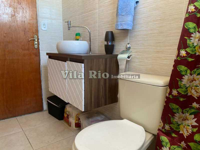 BANHEIRO 1 - Apartamento 2 quartos à venda Vila da Penha, Rio de Janeiro - R$ 290.000 - VAP20647 - 10