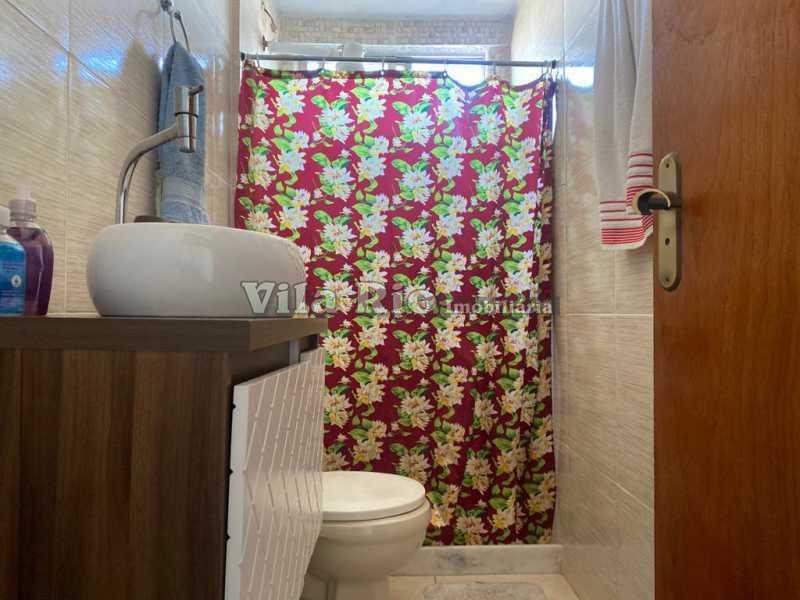 BANHEIRO 3 - Apartamento 2 quartos à venda Vila da Penha, Rio de Janeiro - R$ 290.000 - VAP20647 - 12