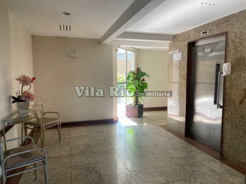 HALL - Apartamento 2 quartos à venda Vila da Penha, Rio de Janeiro - R$ 290.000 - VAP20647 - 16
