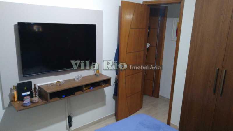 Quarto 1.2 - Apartamento 2 quartos à venda Vista Alegre, Rio de Janeiro - R$ 350.000 - VAP20648 - 5