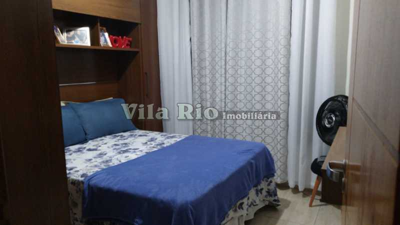 Quarto 1 - Apartamento 2 quartos à venda Vista Alegre, Rio de Janeiro - R$ 350.000 - VAP20648 - 6