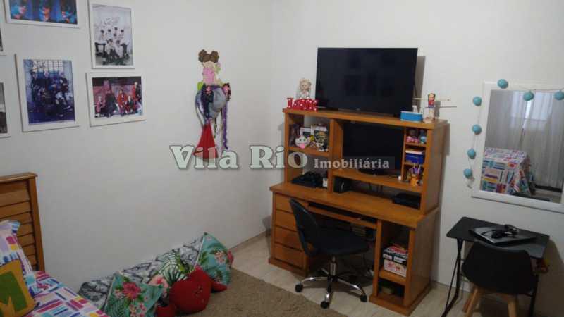 Quarto 2.3 - Apartamento 2 quartos à venda Vista Alegre, Rio de Janeiro - R$ 350.000 - VAP20648 - 9