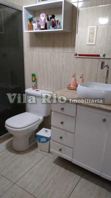 Banheiro social.1 - Apartamento 2 quartos à venda Vista Alegre, Rio de Janeiro - R$ 350.000 - VAP20648 - 13