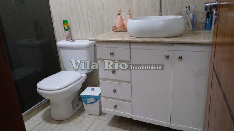 Banheiro social - Apartamento 2 quartos à venda Vista Alegre, Rio de Janeiro - R$ 350.000 - VAP20648 - 14