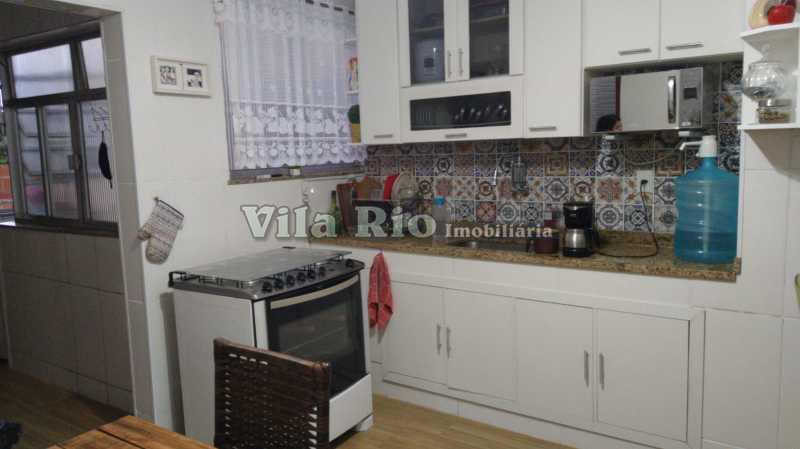 Cozinha.4 - Apartamento 2 quartos à venda Vista Alegre, Rio de Janeiro - R$ 350.000 - VAP20648 - 18