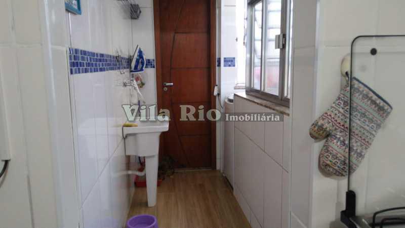 Área de serviço.1 - Apartamento 2 quartos à venda Vista Alegre, Rio de Janeiro - R$ 350.000 - VAP20648 - 20