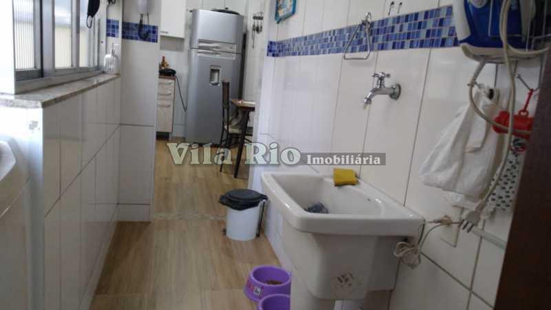 Área de serviço - Apartamento 2 quartos à venda Vista Alegre, Rio de Janeiro - R$ 350.000 - VAP20648 - 21