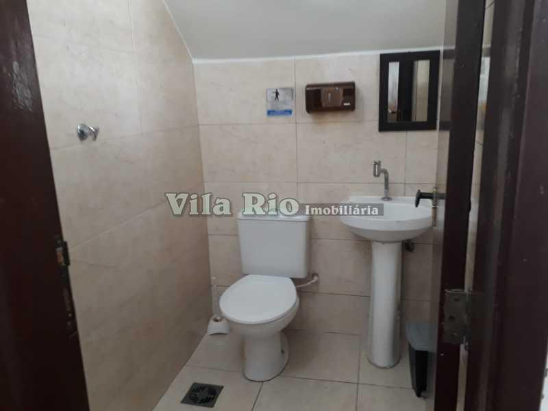 Banheiro garagem - Apartamento 2 quartos à venda Vista Alegre, Rio de Janeiro - R$ 350.000 - VAP20648 - 22