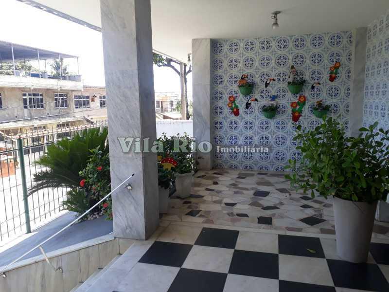 Entrada - Apartamento 2 quartos à venda Vista Alegre, Rio de Janeiro - R$ 350.000 - VAP20648 - 27