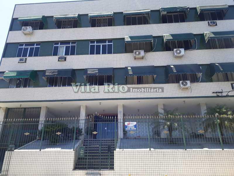Fachada - Apartamento 2 quartos à venda Vista Alegre, Rio de Janeiro - R$ 350.000 - VAP20648 - 29