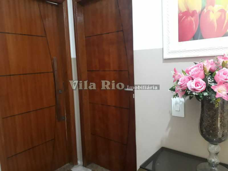Hall de entrada - Apartamento 2 quartos à venda Vista Alegre, Rio de Janeiro - R$ 350.000 - VAP20648 - 24