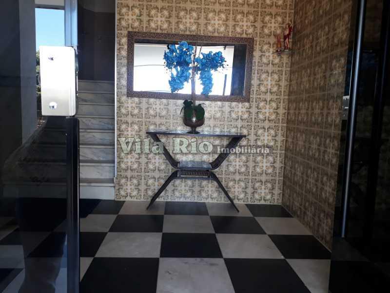 Portaria.1 - Apartamento 2 quartos à venda Vista Alegre, Rio de Janeiro - R$ 350.000 - VAP20648 - 25