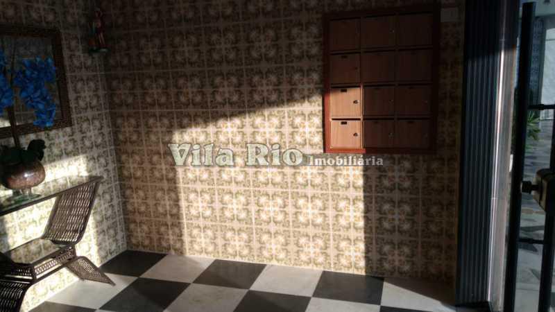 Portaria - Apartamento 2 quartos à venda Vista Alegre, Rio de Janeiro - R$ 350.000 - VAP20648 - 26