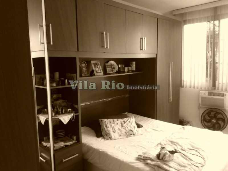 QUARTO 1. - Apartamento 2 quartos à venda Cordovil, Rio de Janeiro - R$ 200.000 - VAP20651 - 8
