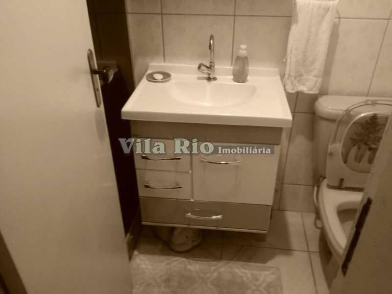 BANHEIRO 1. - Apartamento 2 quartos à venda Cordovil, Rio de Janeiro - R$ 200.000 - VAP20651 - 11